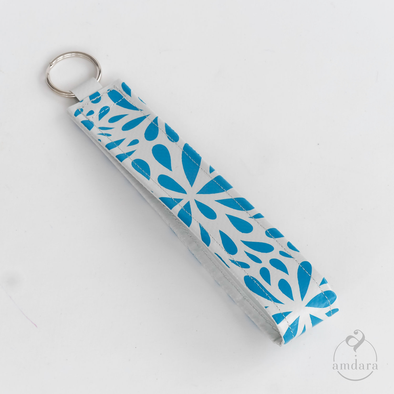 Schlüsselanhänger, Schlüsselbändel aus Blache