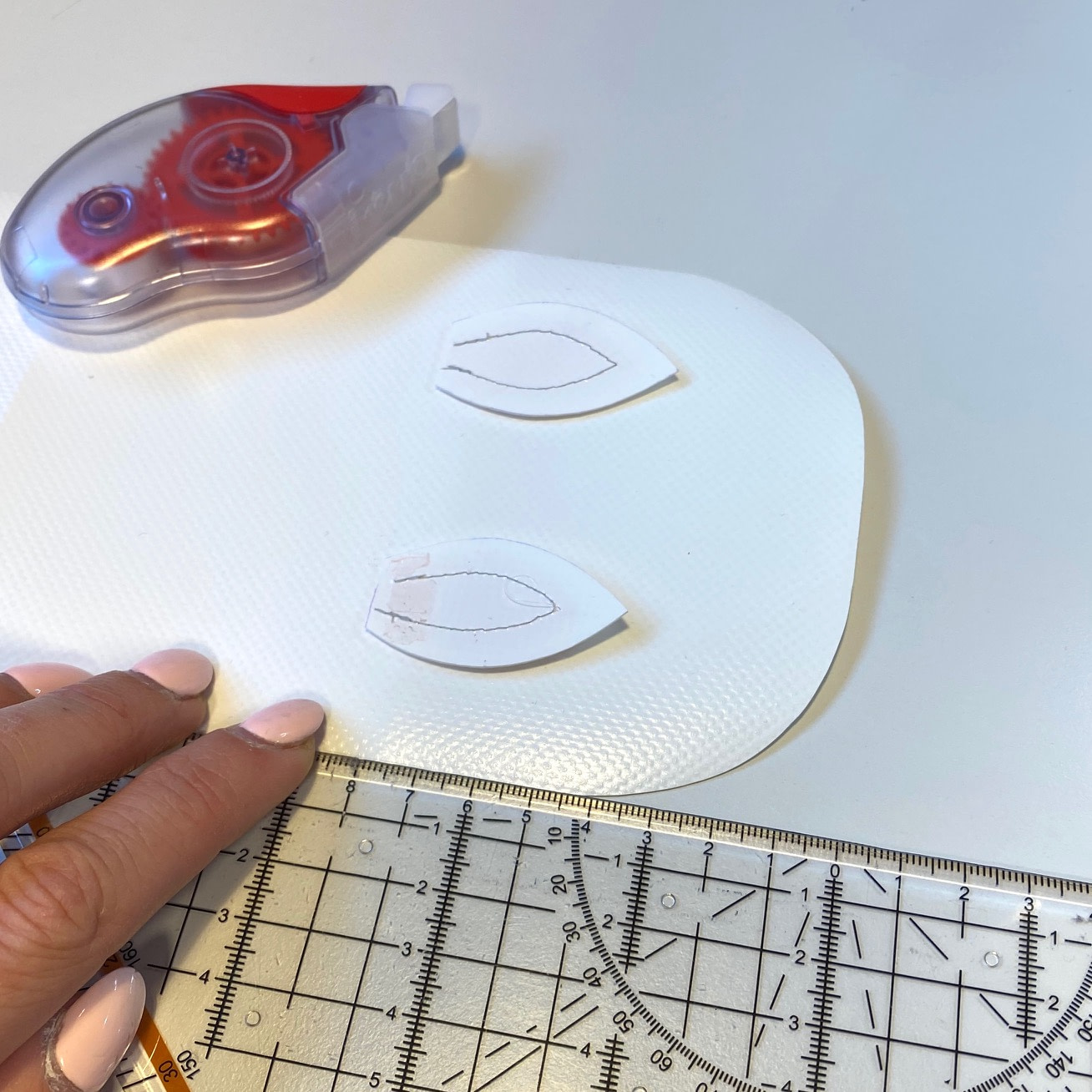 Gratis Anleitung Schnittmuster Häschen Portmonee DIY