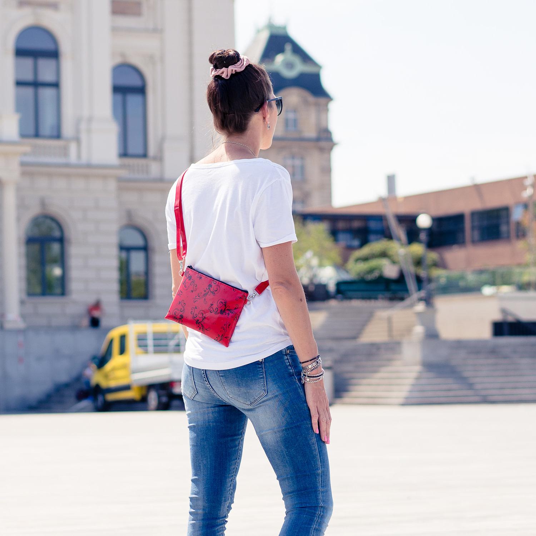 Taschenbändel Blache