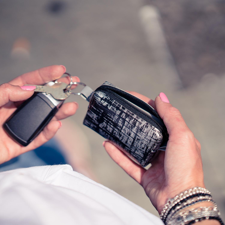Schlüsseltäschchen, Schlüsseletui
