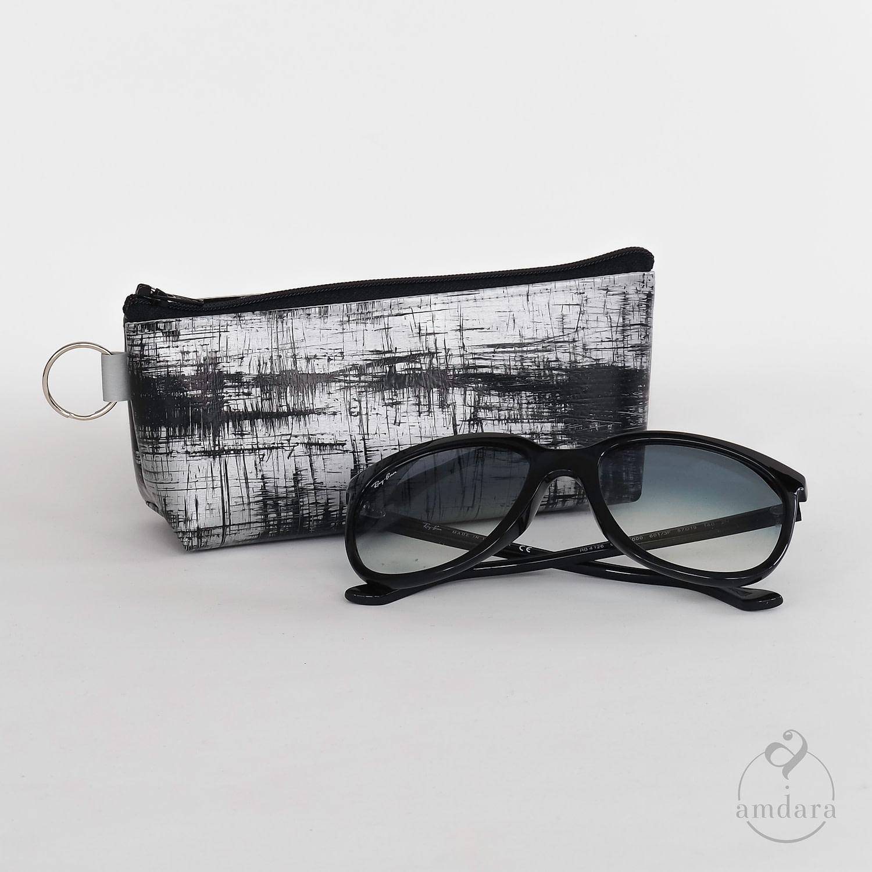 Sonnenbrillenetui, Brillenetui aus Blache