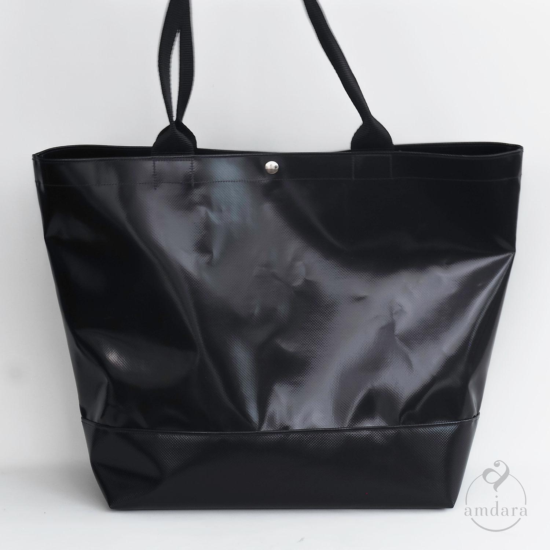 Shopper Tasche, XL Tasche, Einkaufstasche aus Blache