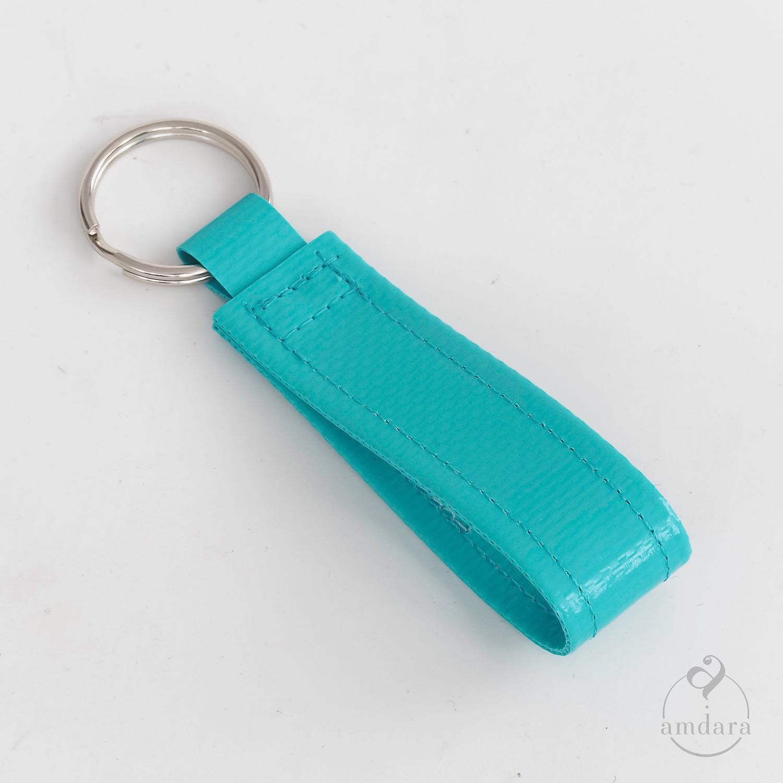 Schlüsselanhänger Mini aus Blache
