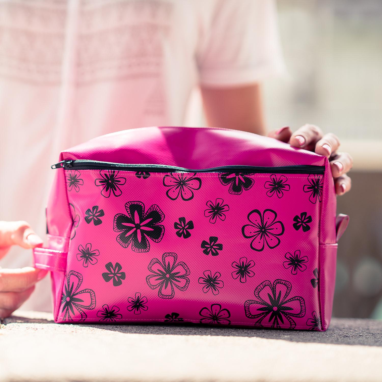 Necessaire, Taschenorganizer XL, extragross aus Blache