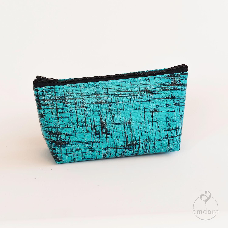 Mini Täschchen für die Handtasche aus Blache