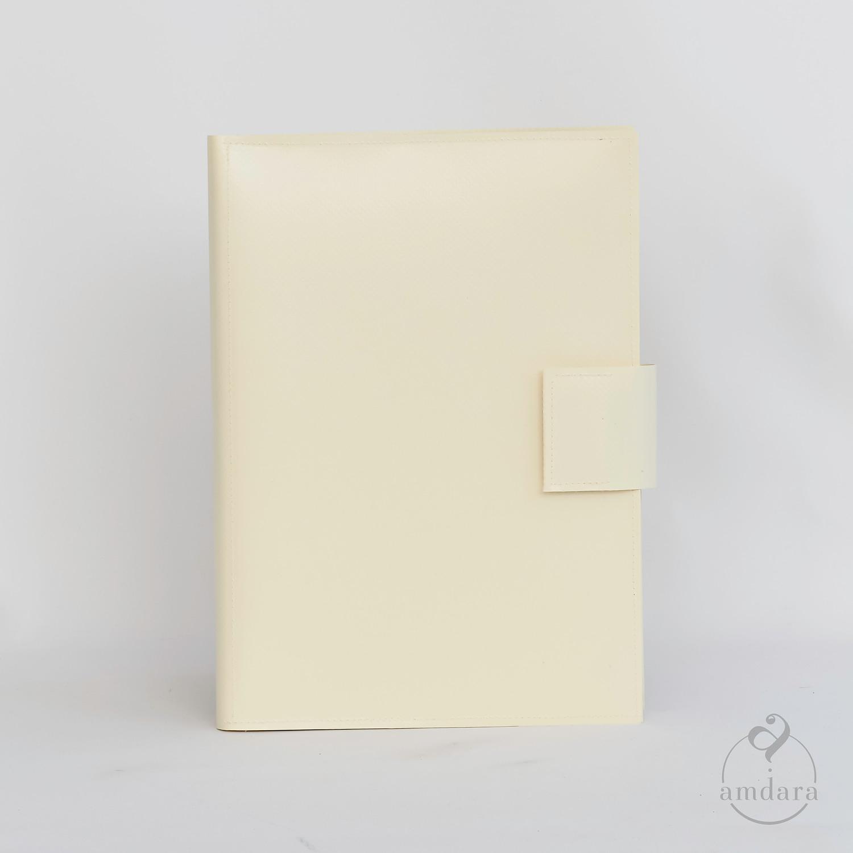 Schreibmappe A5 aus Blache