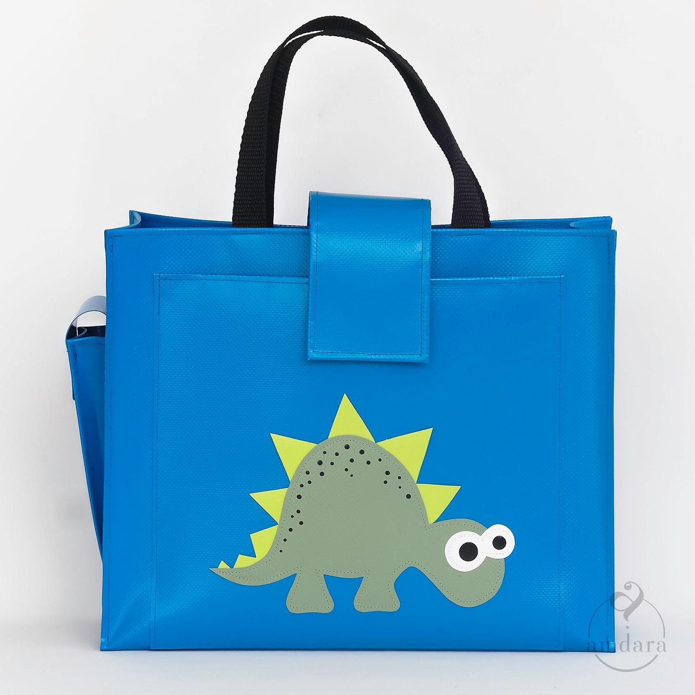 Tiptoi-Büchertasche, Büchertasche für Kinder, Tiptoi Tasche