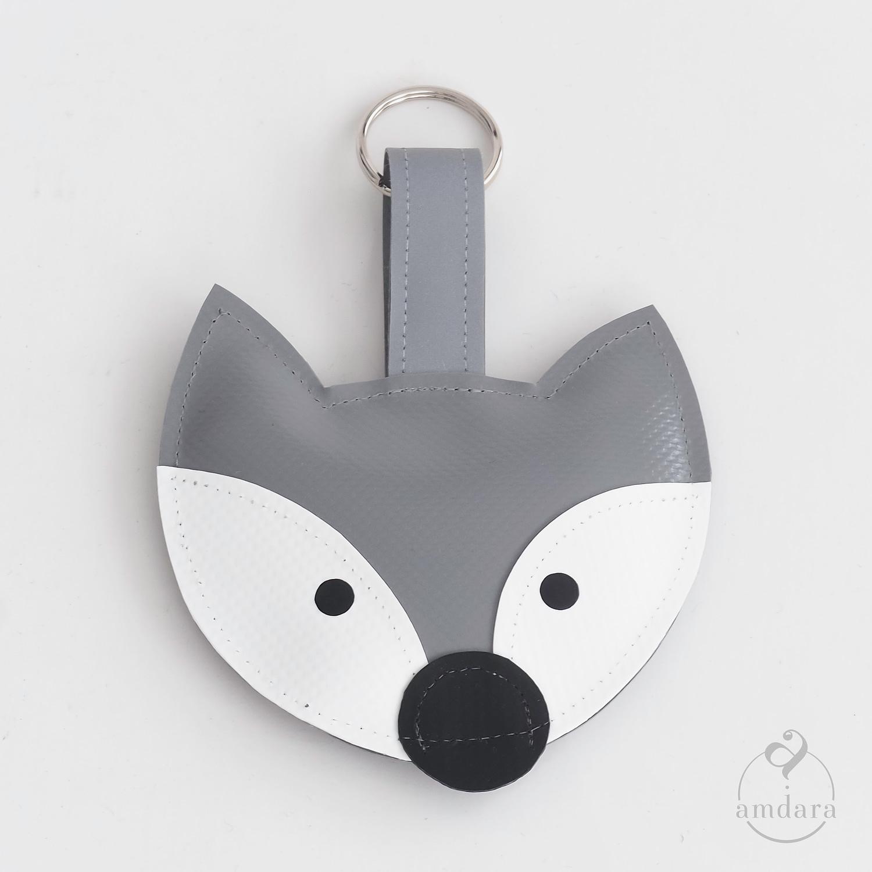 Anhänger Schlüsselanhänger Fuchs