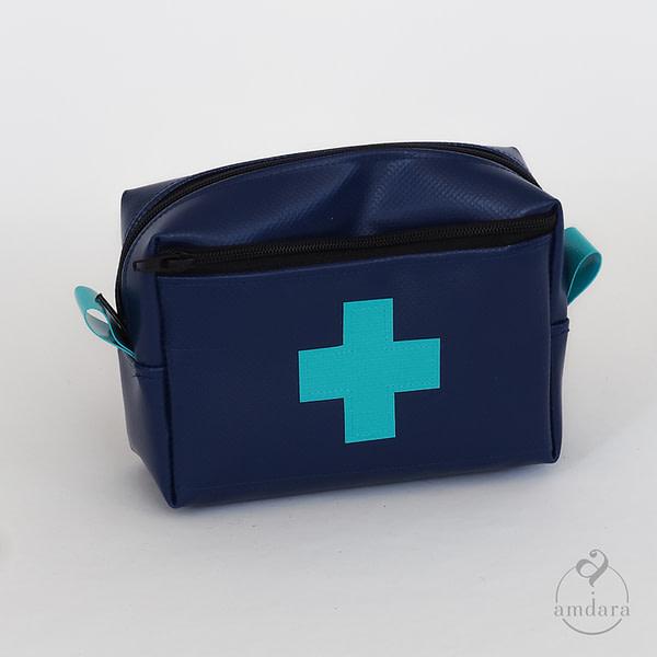 Kleine Apotheke/ Notfalltäschchen für unterwegs
