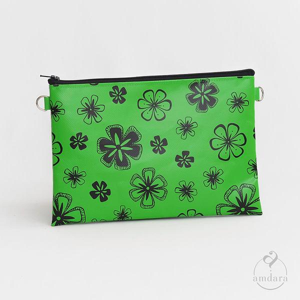Kleine Handtasche, Mini Handtasche, Umhängetasche, Crossbody Bag aus Blache