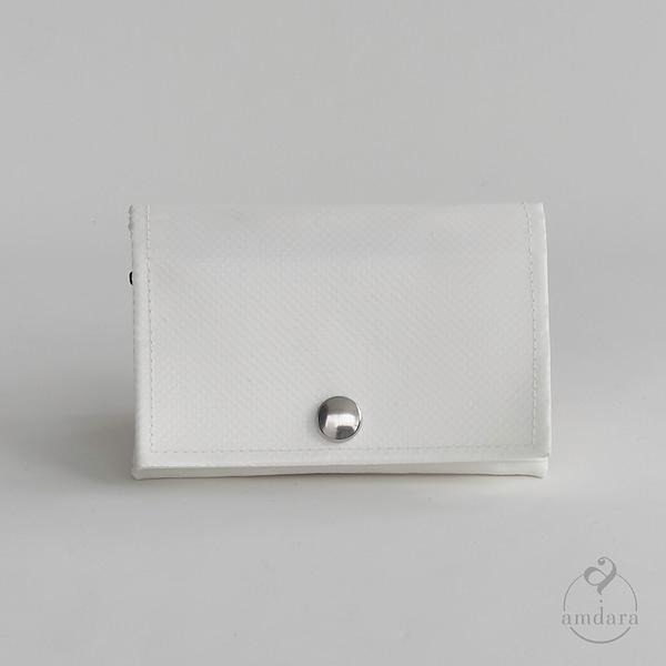 Portmonee klein, Ausgangsportmonee, Mini Portmonee aus Blache