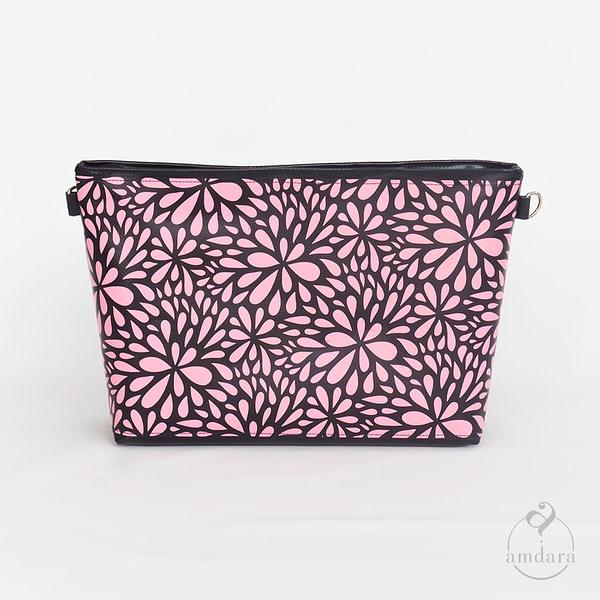 Kleine Handtasche, Umhängetasche, Crossbody Bag aus Blache